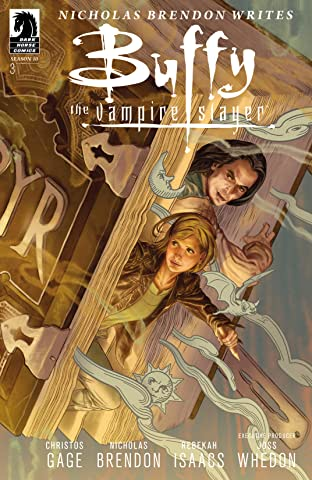 Buffy the Vampire Slayer: Season 10 #3