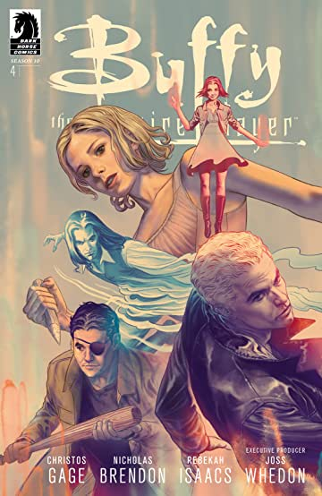 Buffy the Vampire Slayer: Season 10 #4