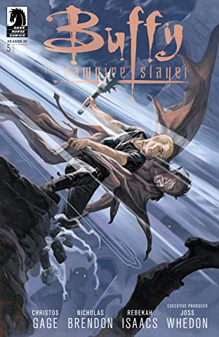 Buffy the Vampire Slayer: Season 10 #5