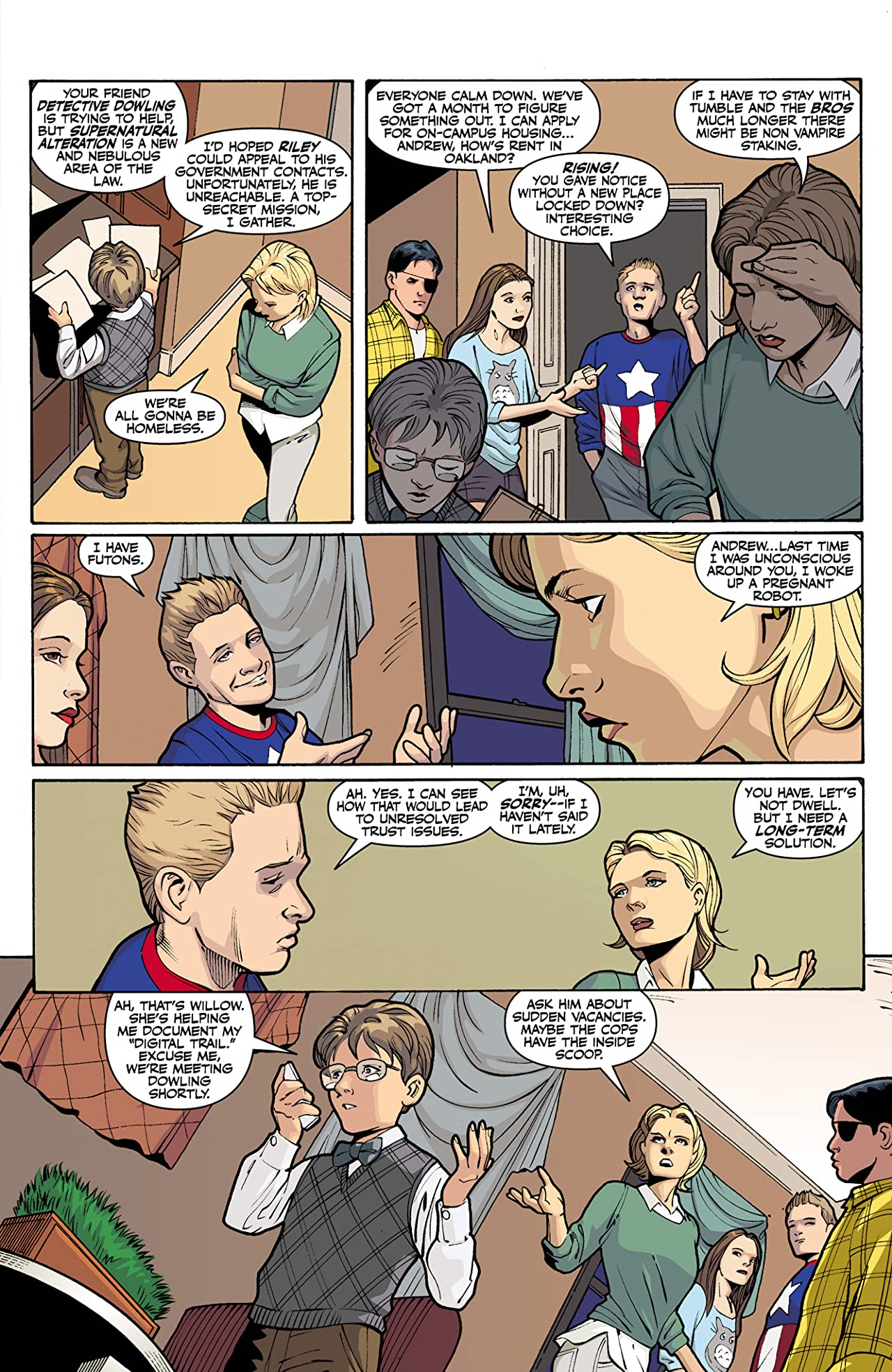 Buffy the Vampire Slayer: Season 10 #6
