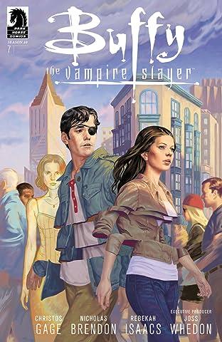 Buffy the Vampire Slayer: Season 10 #7
