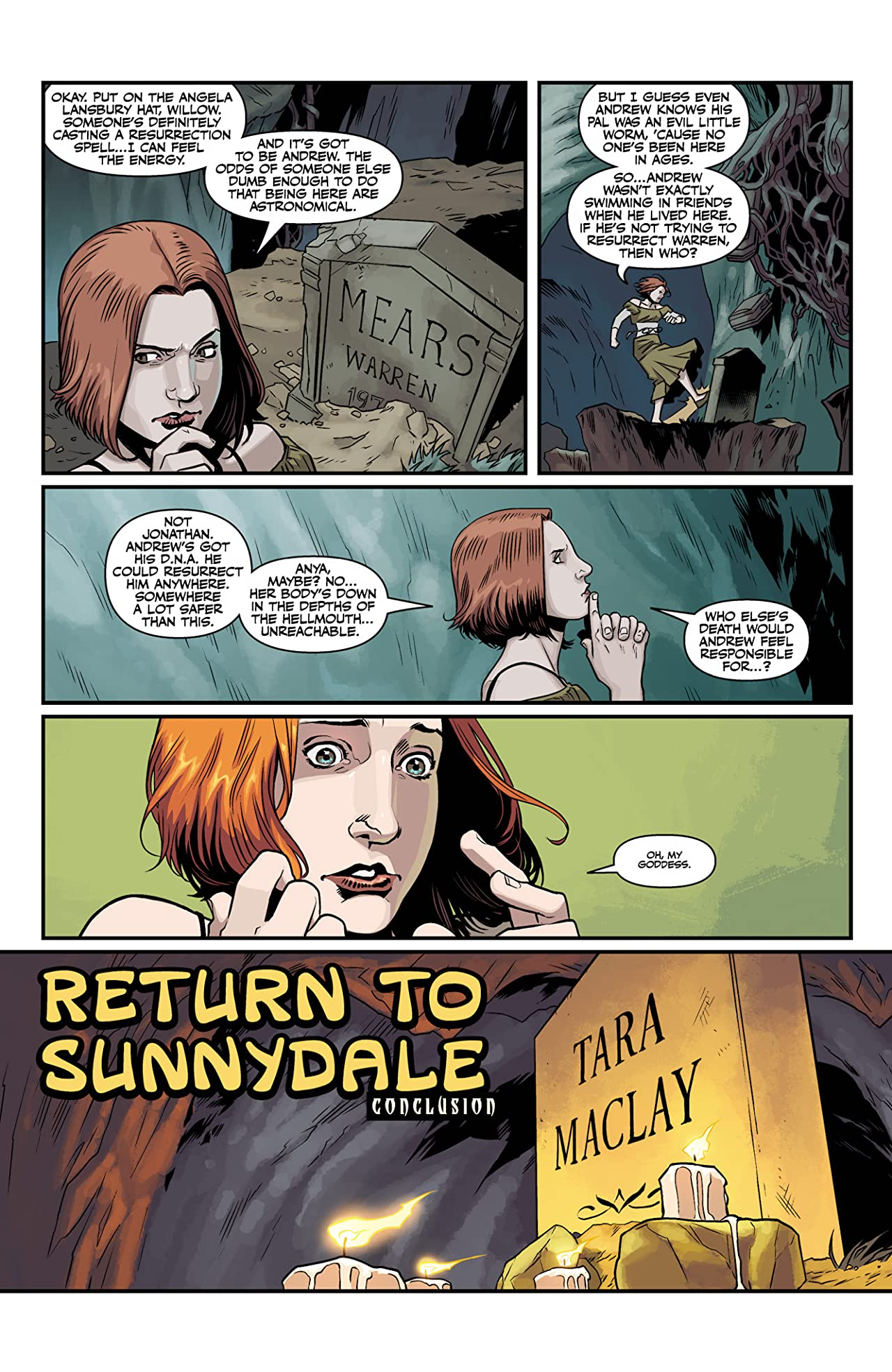 Buffy the Vampire Slayer: Season 10 #9