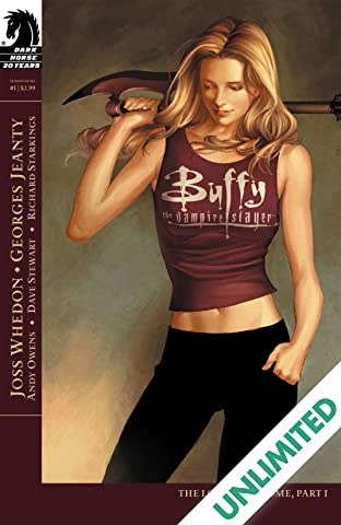 Buffy the Vampire Slayer: Season 8 #1