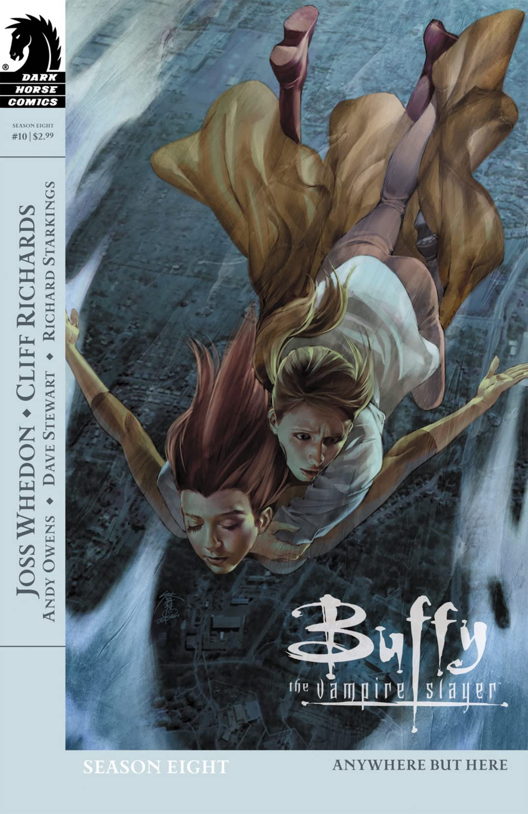 Buffy the Vampire Slayer: Season 8 #10