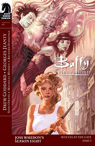 Buffy the Vampire Slayer: Season 8 #12