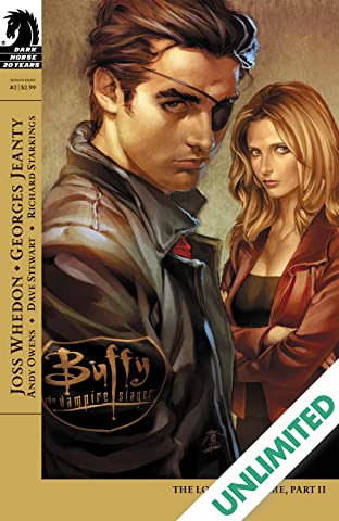 Buffy the Vampire Slayer: Season 8 #2