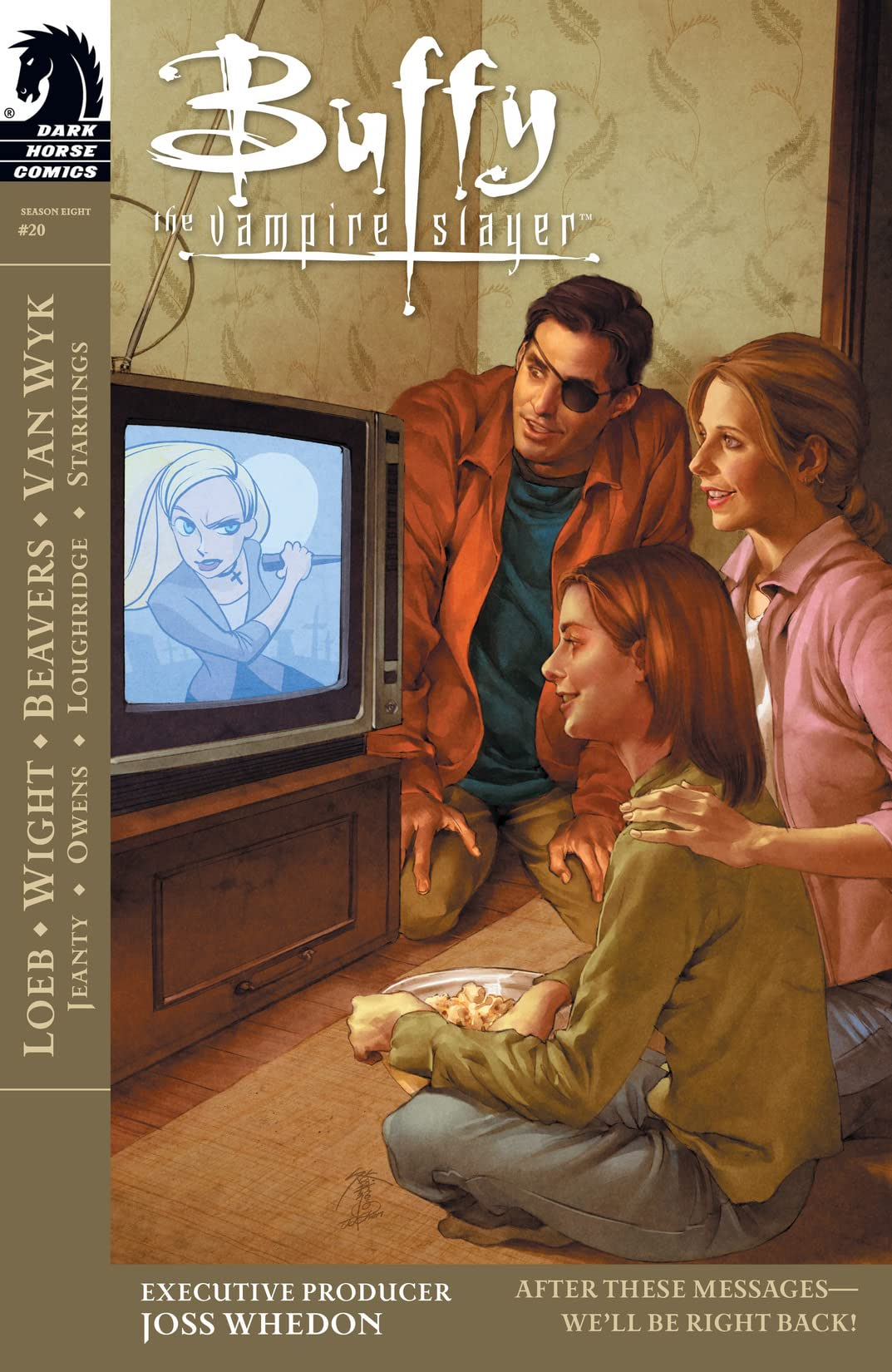 Buffy the Vampire Slayer: Season 8 #20