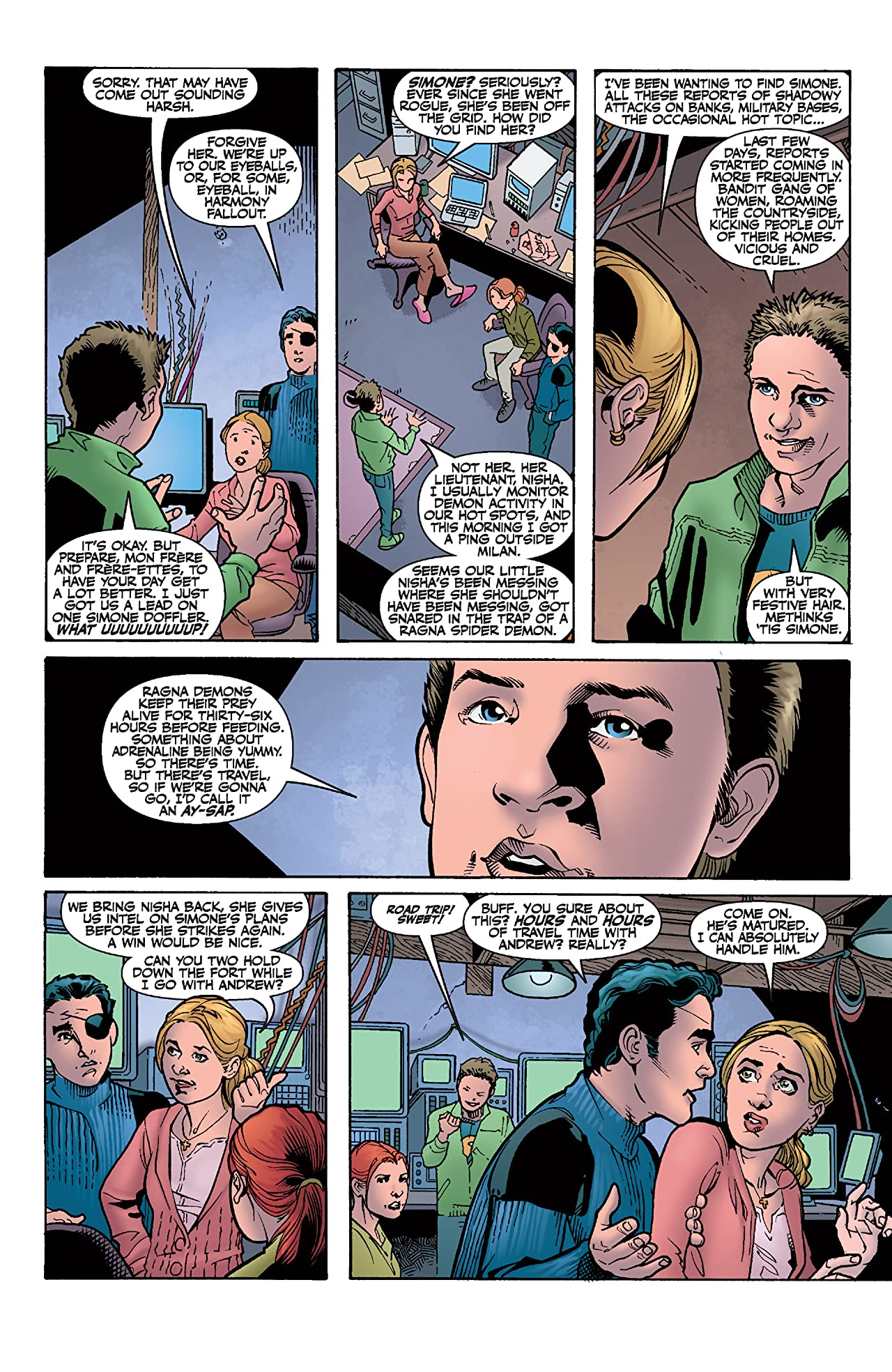 Buffy the Vampire Slayer: Season 8 #23