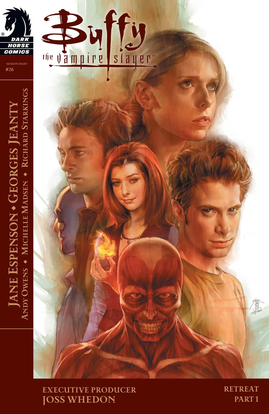 Buffy the Vampire Slayer: Season 8 #26