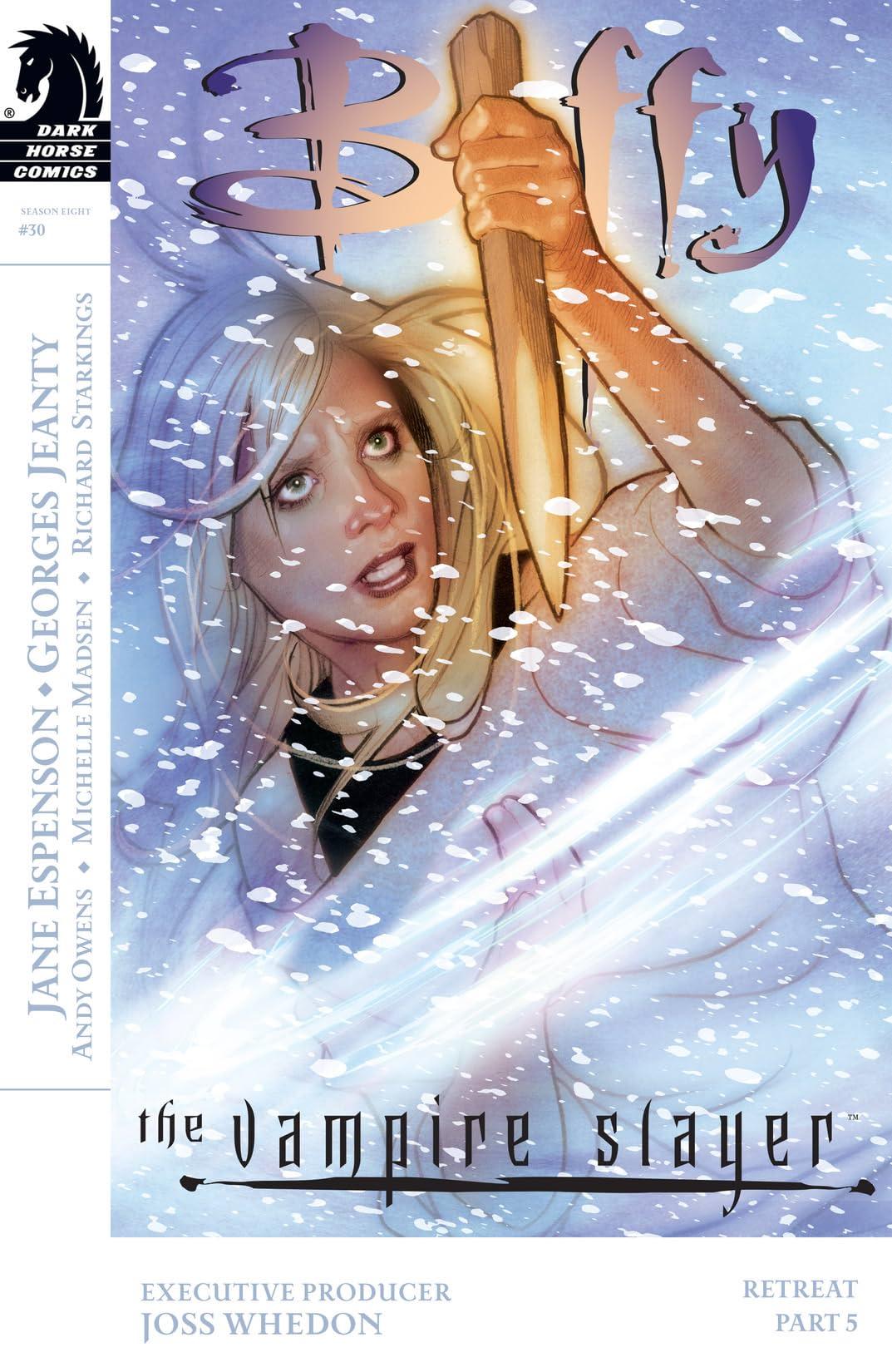 Buffy the Vampire Slayer: Season 8 #30