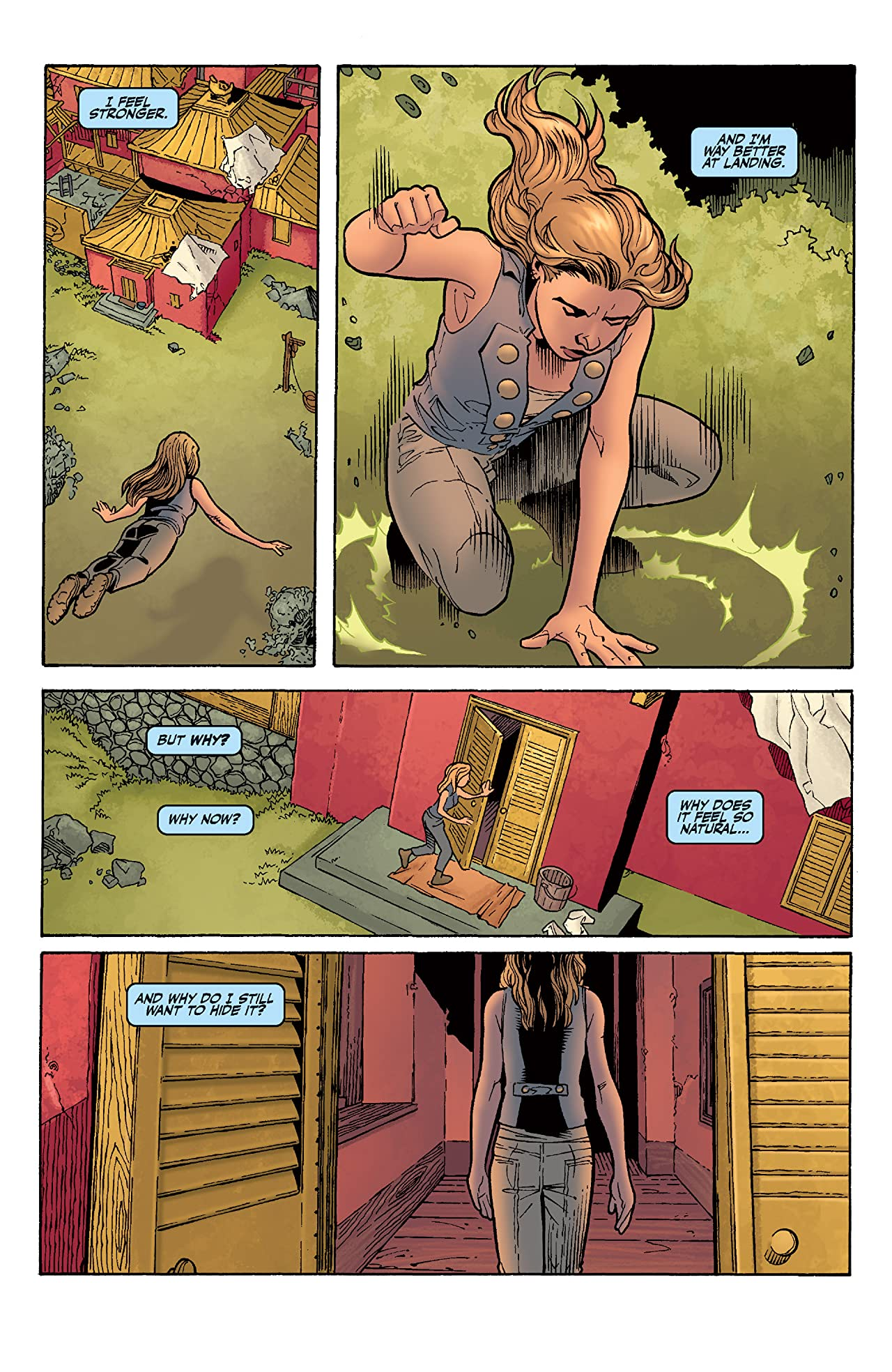 Buffy the Vampire Slayer: Season 8 #31