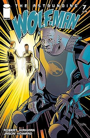 The Astounding Wolf-Man No.7