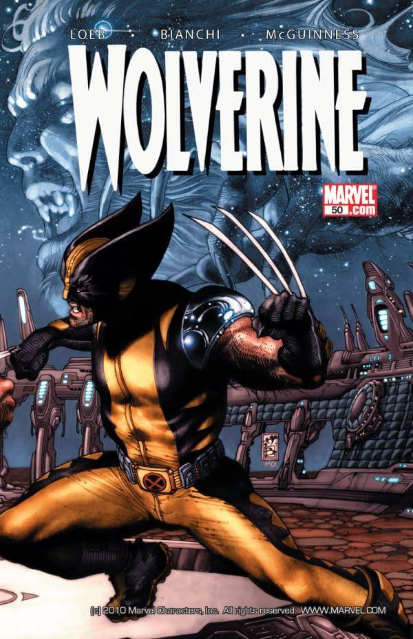 Wolverine (2003-2009) #50