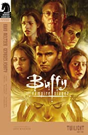 Buffy the Vampire Slayer: Season 8 #35