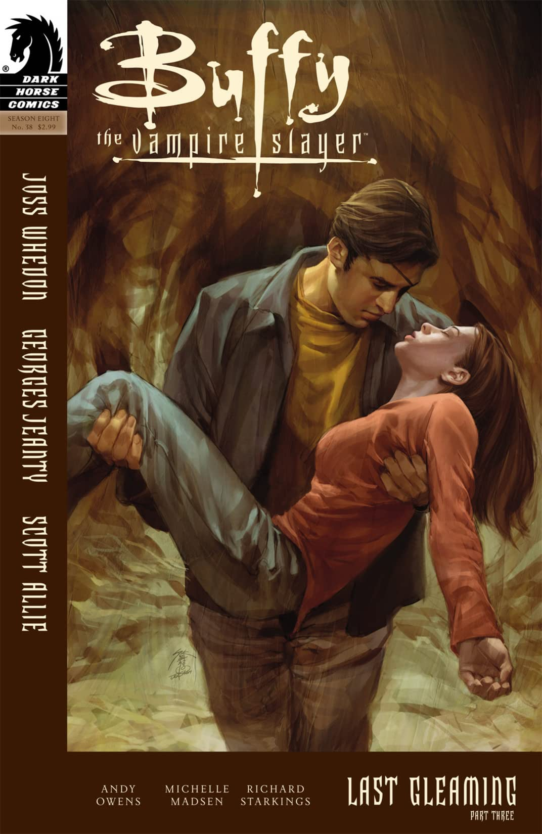 Buffy the Vampire Slayer: Season 8 #38