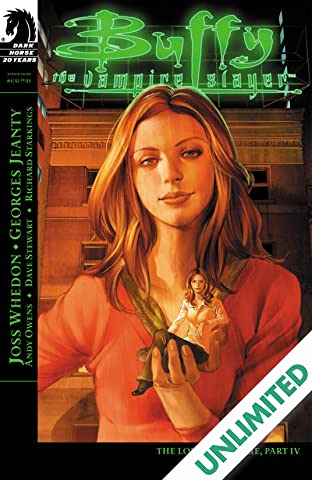 Buffy the Vampire Slayer: Season 8 #4