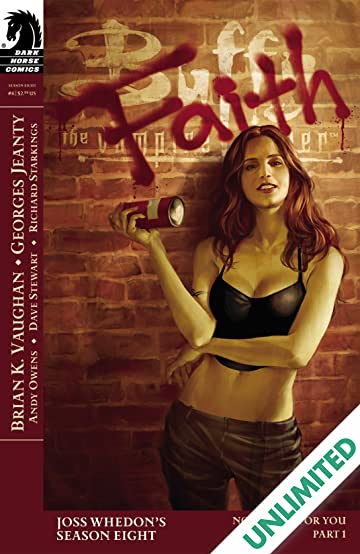 Buffy the Vampire Slayer: Season 8 #6