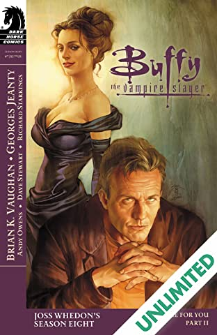 Buffy the Vampire Slayer: Season 8 #7