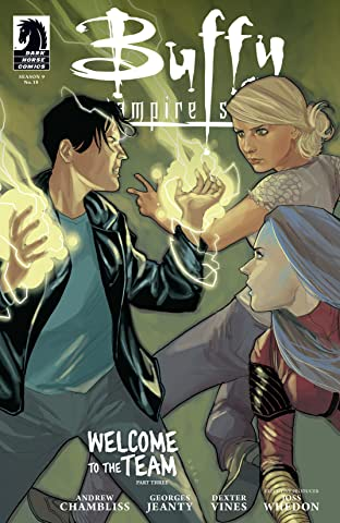 Buffy the Vampire Slayer: Season 9 #18