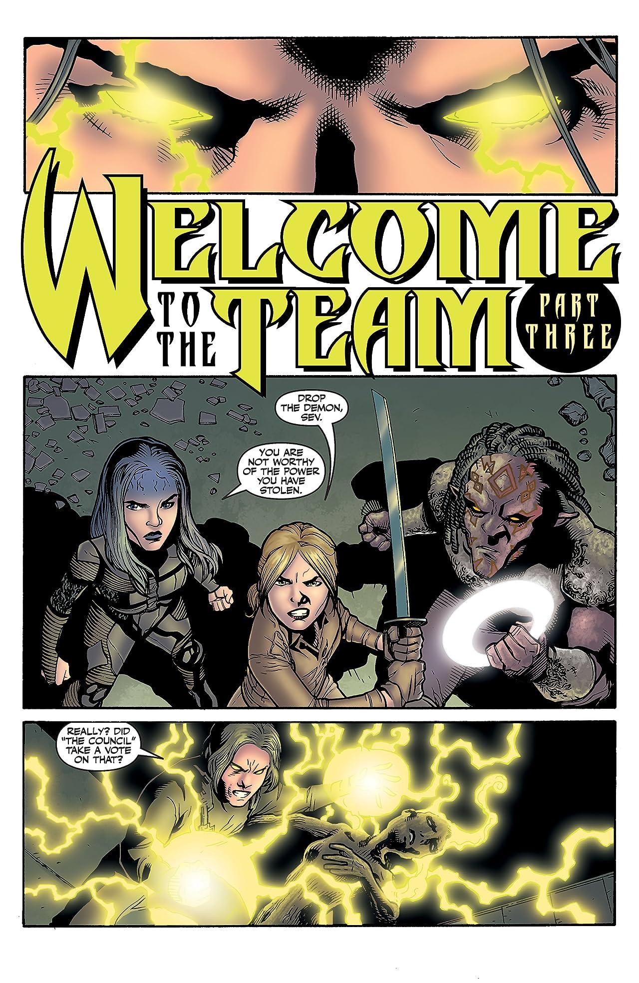 Buffy the Vampire Slayer: Season 9 #18