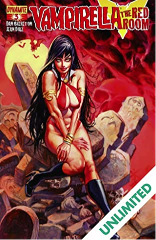 Vampirella: Red Room #3