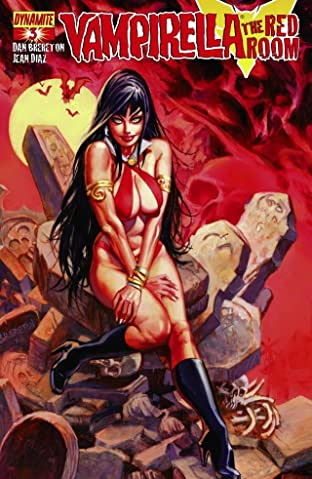 Vampirella: Red Room No.3