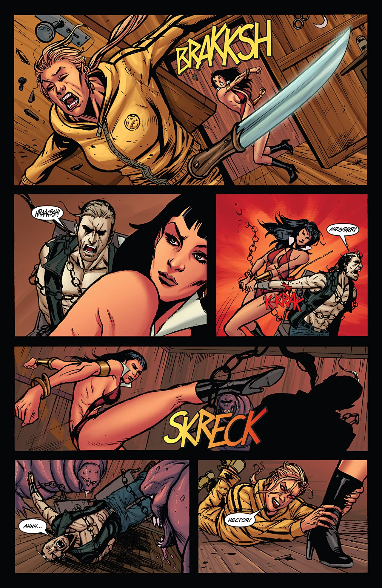 Vampirella: Red Room #4