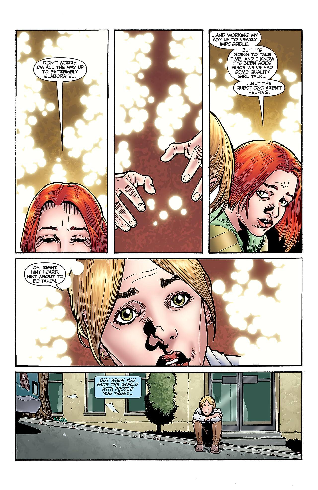 Buffy the Vampire Slayer: Season 9 #21