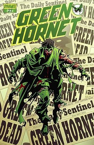 Green Hornet #27
