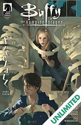 Buffy the Vampire Slayer: Season 9 #4