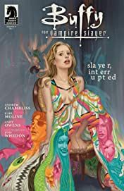Buffy the Vampire Slayer: Season 9 #5