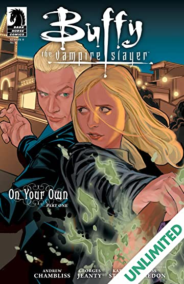 Buffy the Vampire Slayer: Season 9 #6