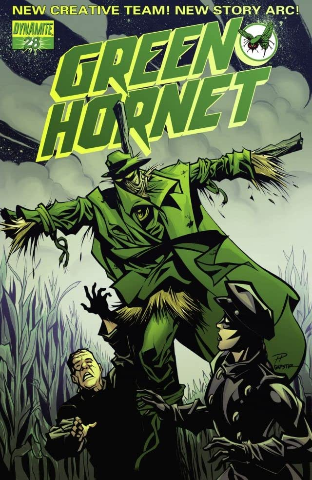 Green Hornet #28