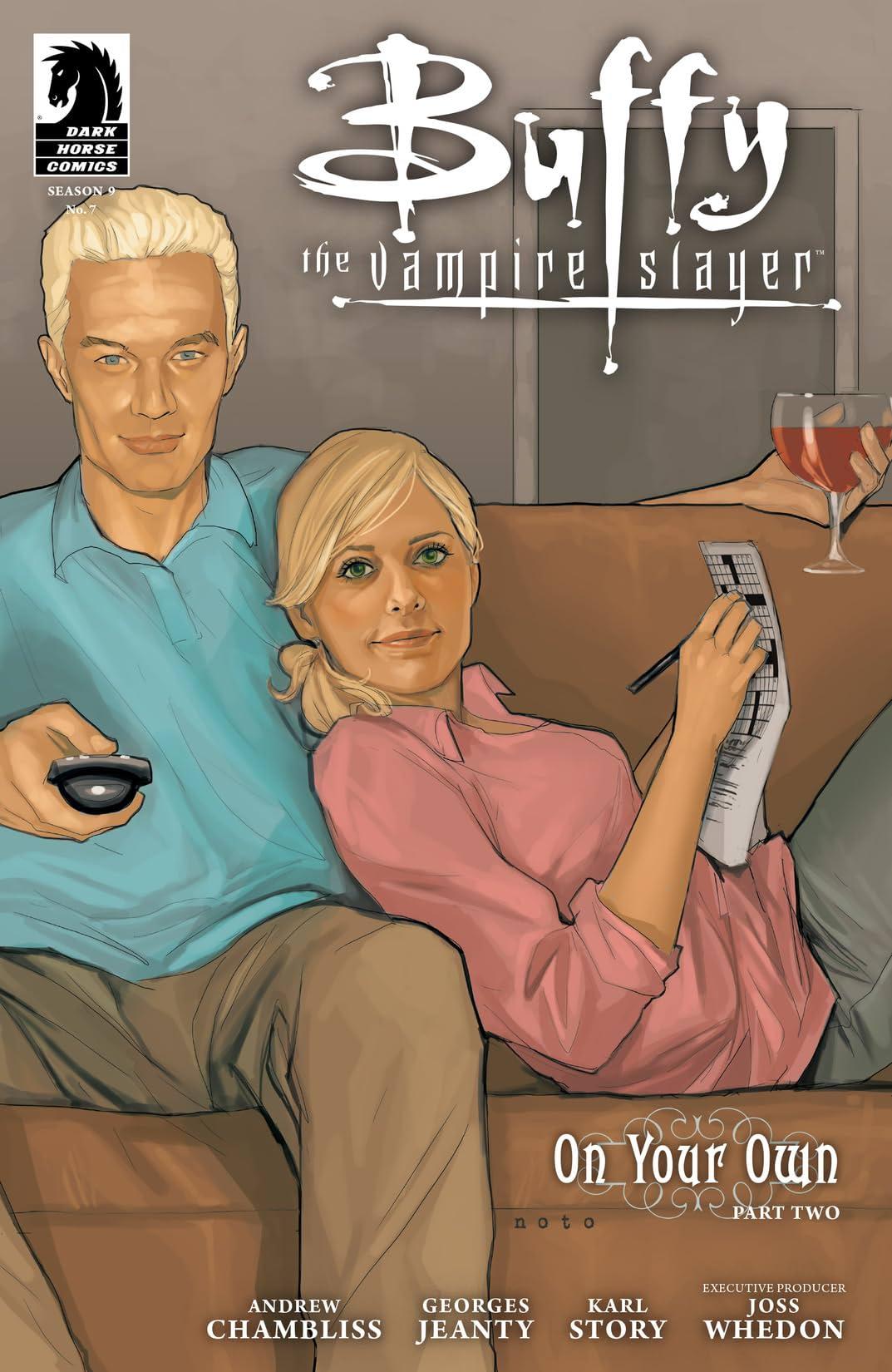 Buffy the Vampire Slayer: Season 9 #7