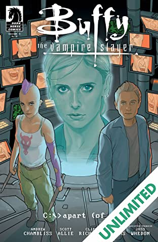 Buffy the Vampire Slayer: Season 9 #8