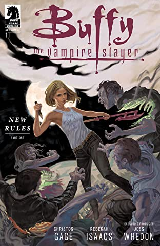 Buffy the Vampire Slayer: Season 10 #1