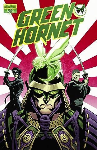 Green Hornet #30