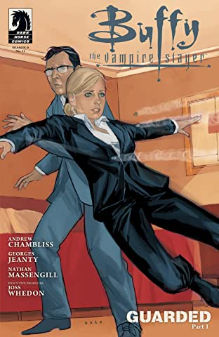 Buffy the Vampire Slayer: Season 9 #11