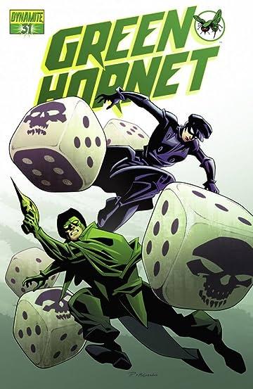 Green Hornet #31