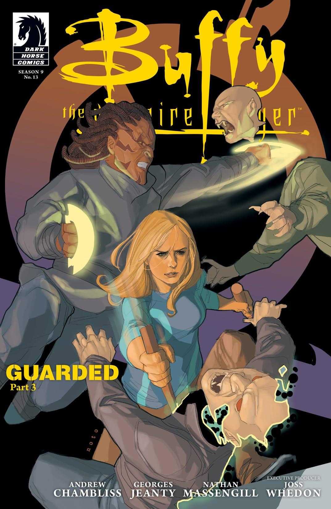 Comic Buffy adult