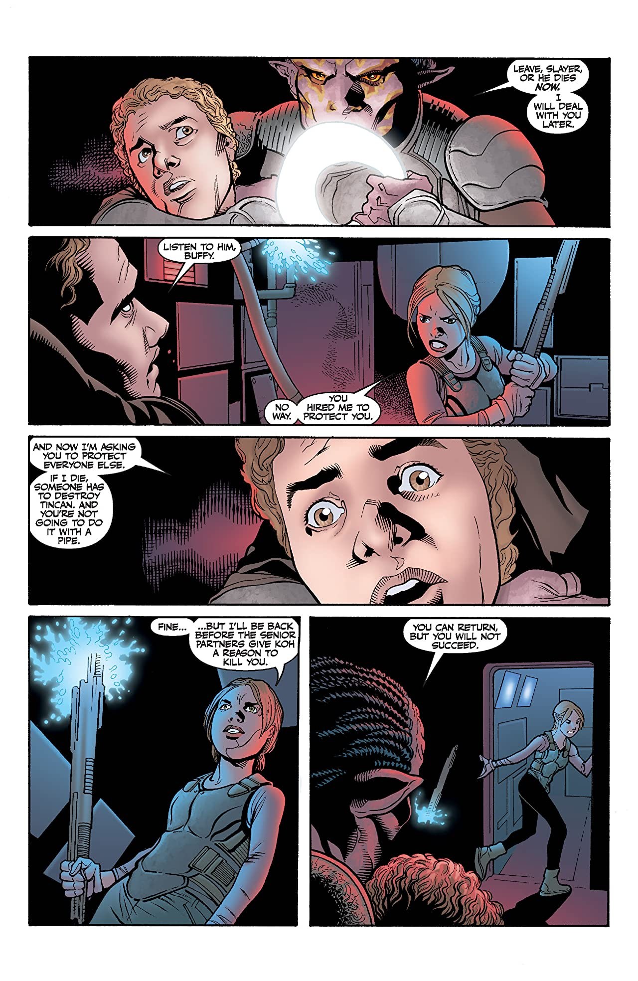 Buffy the Vampire Slayer: Season 9 #13