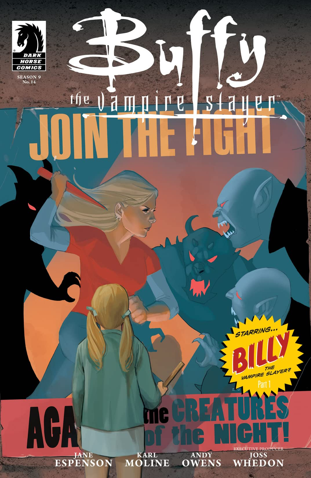 Buffy the Vampire Slayer: Season 9 #14
