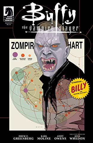Buffy the Vampire Slayer: Season 9 #15