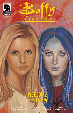 Buffy the Vampire Slayer: Season 9 #17
