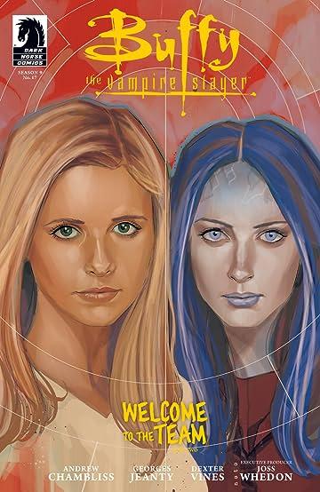 Buffy the Vampire Slayer: Season 9 #17