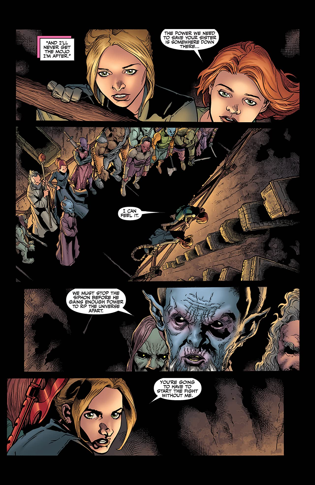 Buffy the Vampire Slayer: Season 9 #23