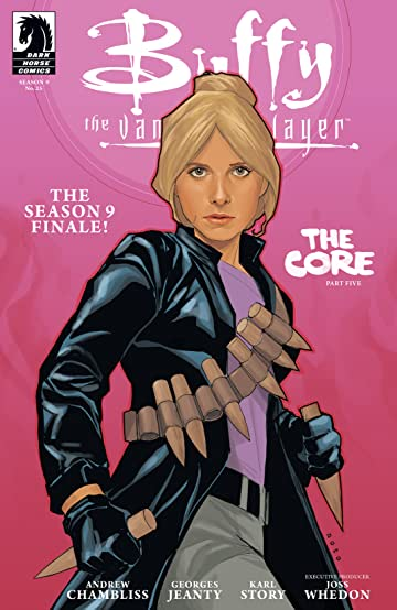 Buffy the Vampire Slayer: Season 9 #25