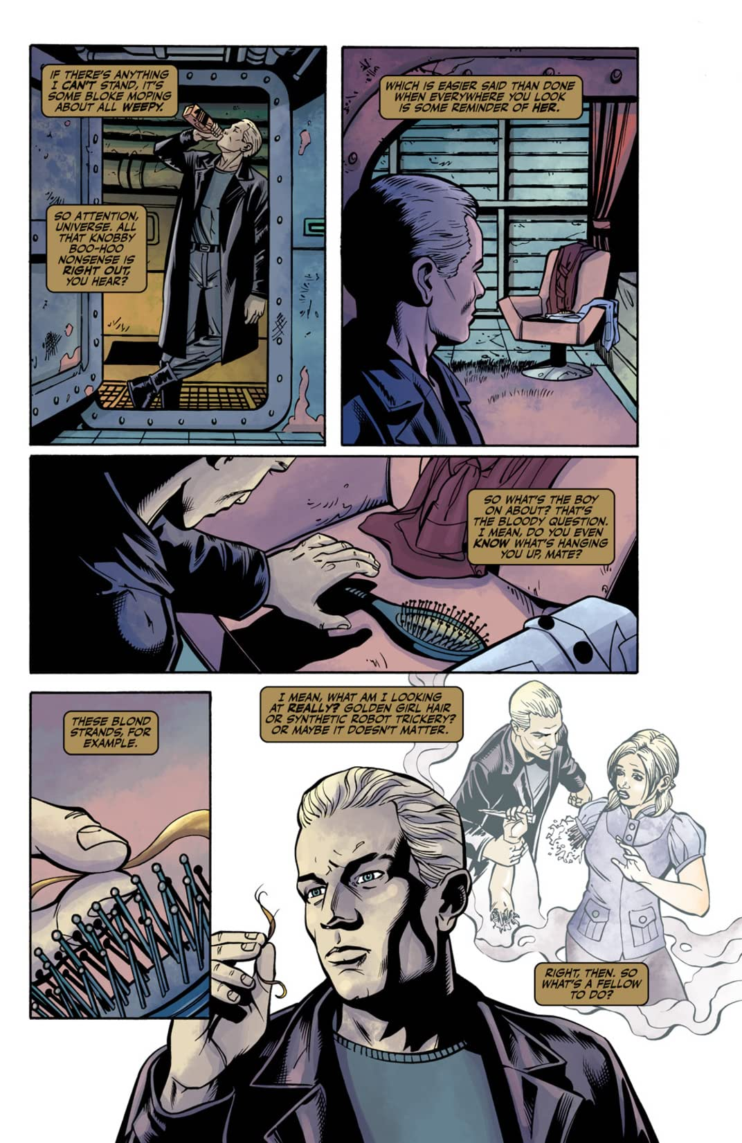 Buffy the Vampire Slayer: Spike #1