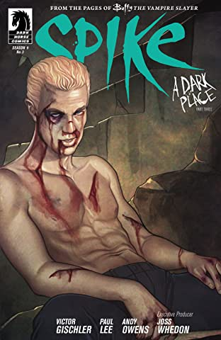 Buffy the Vampire Slayer: Spike #3
