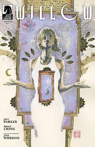 Buffy the Vampire Slayer: Willow's Wonderland #1